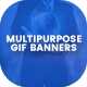 Animated GIF Business Banner Ad