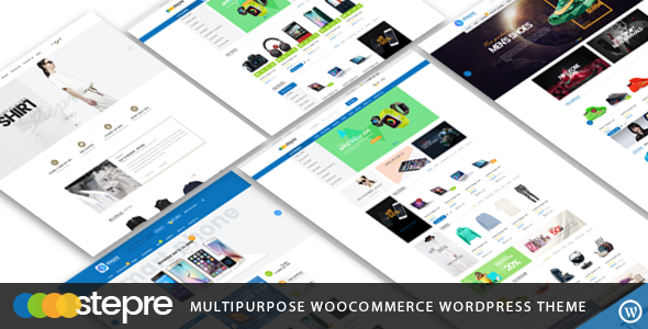 VG Stepre - Multipurpose WooCommerce WordPress Theme - WooCommerce eCommerce