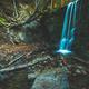 Wild waterfall in Bieszczady Mountains,Poland - PhotoDune Item for Sale