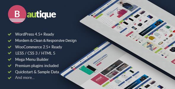 VG Bautique - Responsive WooCommerce WordPress Theme - WooCommerce eCommerce
