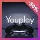 Youplay - Gaming WordPress Theme - ThemeForest Item for Sale