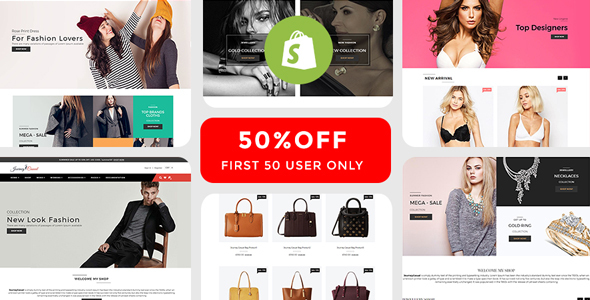 Image of Journey Casual - Multipurpose Fashion Shopify Theme
