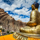 Buddha statue and Hemis monastery. Ladakh - PhotoDune Item for Sale