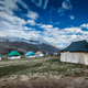Tent camp in Himalayas - PhotoDune Item for Sale