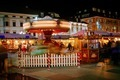 Carousel at the Christmas Market, Vipiteno, Bolzano, Trentino Alto Adige, Italy - PhotoDune Item for Sale
