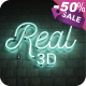 Real 3D Neon Kit - VideoHive Item for Sale