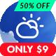 Better Weather - Weather Forecast WordPress Widget - CodeCanyon Item for Sale