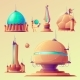 Unidentified Space Objects, UFO, Space Ships - GraphicRiver Item for Sale