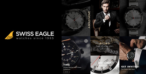 Image of Swiss Eagle - WooCommerce Shop