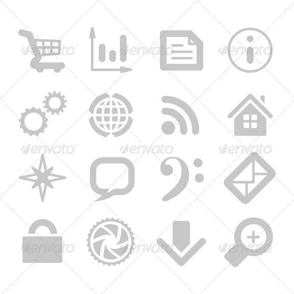 Application Icons - Communications Technology