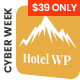 Hotel WordPress Theme | Hotel WP - ThemeForest Item for Sale