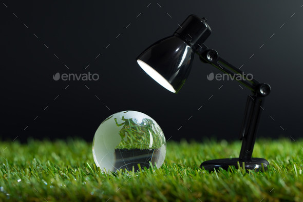 Earth day or environmental concept - Stock Photo - Images