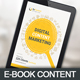 E-Book Content Marketing - GraphicRiver Item for Sale