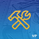 Blue Collar - Handyman WordPress Theme - ThemeForest Item for Sale