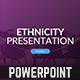 Ethnicity Business Presentation - GraphicRiver Item for Sale