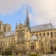 Notre Dame De Paris, or Notre Dame Cathedral, Paris, France. - VideoHive Item for Sale