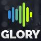 GLORY - Recording Sound Studio HTML Website Template