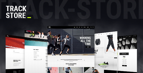 Image of TrackStore - An Urban Sportswear Shop
