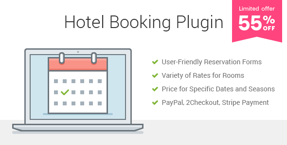 Hotel Booking Engine for WordPress - CodeCanyon Item for Sale