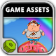 FatBoy Dream - Game Assets