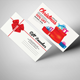 Marry Christmas Gift Voucher - GraphicRiver Item for Sale