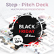 Step - Pitch Deck Multipurpose Powerpoint Template