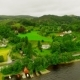 Picturesque Village Near the River in Norway - VideoHive Item for Sale