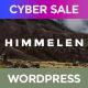 Himmelen - Personal WordPress Blog Theme - ThemeForest Item for Sale