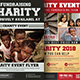 Charity Fundraising Flyers Bundle