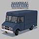 Chevrolet Step-Van P20 Rigged - 3DOcean Item for Sale