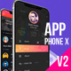 App Promotion Phone X - VideoHive Item for Sale