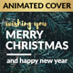Animated Christmas Facebook Cover + Avatar