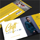 Gift Voucher V12 - GraphicRiver Item for Sale