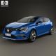 Renault Megane GT 2016 - 3DOcean Item for Sale