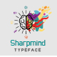 Sharpmind font - GraphicRiver Item for Sale