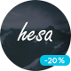 HESA HOSTING - WHMCS & HTML Domain & Web Hosting Template (RTL Included)