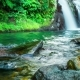 Waterfall in Deep Rain Forest Jungle in Bali, Indonesia - VideoHive Item for Sale