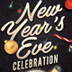 Christmas / New Year's Eve Flyer - GraphicRiver Item for Sale