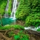 Majestic Waterfall Banyumala in the Rainforest in Bali, Indonesia - VideoHive Item for Sale