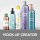 Cosmetic Bottles Mockup Vol.3 - GraphicRiver Item for Sale