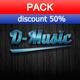 Upbeat Uplifting Inspiring Corporate Pack - AudioJungle Item for Sale