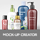 Cosmetic Bottles Mockup Vol.4 - GraphicRiver Item for Sale