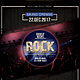 Rock Flyer / Poster - GraphicRiver Item for Sale