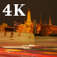 Night Traffic In Thailand - VideoHive Item for Sale