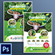 Garden Service Flyer - GraphicRiver Item for Sale