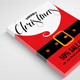 Charistmas Santa Flyer - GraphicRiver Item for Sale