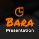 Bara Creative Google Slides - GraphicRiver Item for Sale