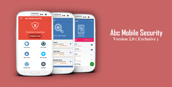 CodeCanyon Abc Mobile Security 21020390
