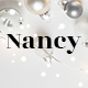 Nansy – Responsive Christmas Email Template + Stampready Builder - ThemeForest Item for Sale