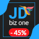JD BizOne - Creative Multipurpose One Page Joomla Template